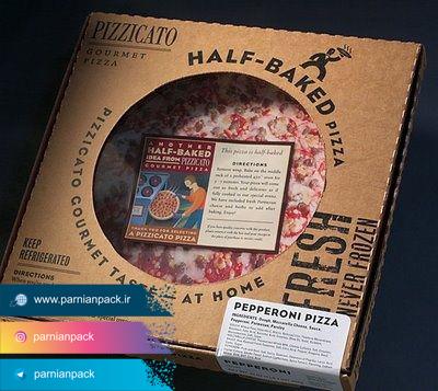 جعبه پیتزا پنجره دار1
