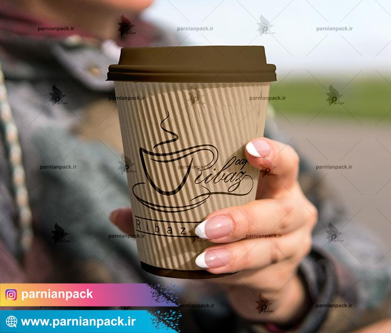 لیوان قهوه