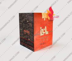 پاکت بسته بندی غذا